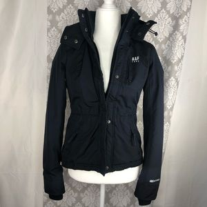 The A & F all season weather warrior jacket
